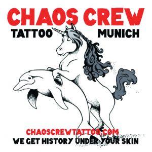 CHAOS CREW TATTOO STUDIO MÜNCHEN